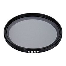 Buy Sony 49CPAM Circular Polarising Lens Filter, 49mm Online at johnlewis.com