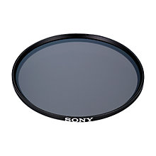 Buy Sony VF-49NDAM Neutral Density Filter, 49mm Online at johnlewis.com