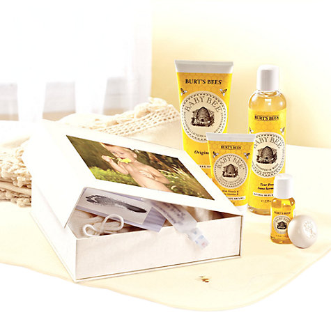 Buy Burt's Bees Baby Bee Sweet Memories Gift Set Online at johnlewis.com
