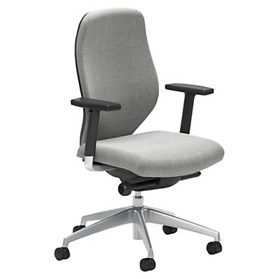 Product photo of Boss design app aluminium office chair