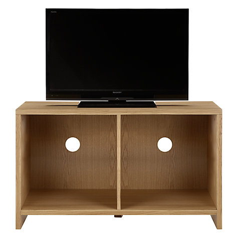 Buy House by John Lewis Oxford 2 x 1 Media Unit Online at johnlewis.com