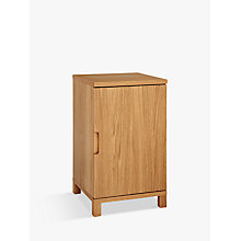 Buy John Lewis Abacus Narrow Cupboard Online at johnlewis.com