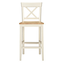 Buy John Lewis Pemberley Bar Chair, Cream Online at johnlewis.com
