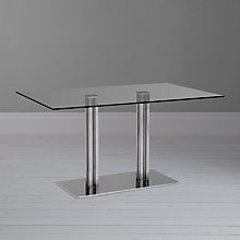 Buy John Lewis Tropez Rectangular 6 Seater Dining Table Online at johnlewis.com