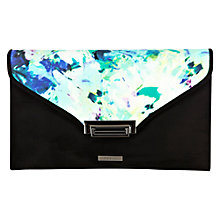 Buy Coast Jennifer Print Clutch, Multi Online at johnlewis.com