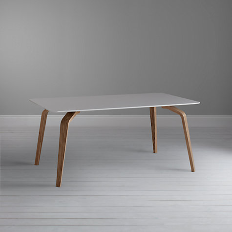 Buy John Lewis Anika Rectagular 6 Seater DIning Table Online at johnlewis.com