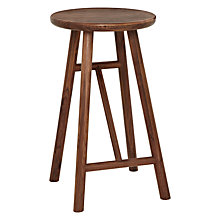 Buy Says Who for John Lewis Why Wood Bar Stool Online at johnlewis.com
