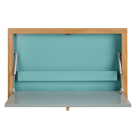 Buy John Lewis Brenta Wall Desk Online at johnlewis.com