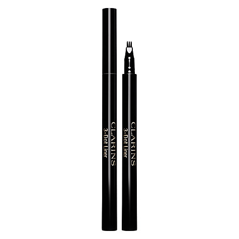 Buy Clarins 3-Dot Liner, 0.7ml Online at johnlewis.com