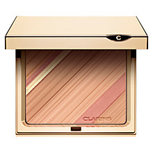 Buy Clarins Graphic Expressions Face and Blush Powder Online at johnlewis.com
