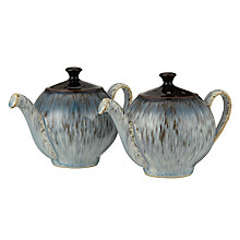 Buy Denby Halo Salt and Pepper Set Online at johnlewis.com