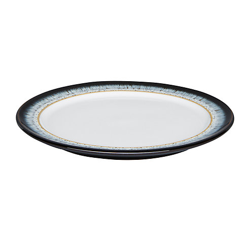 Buy Denby Halo Rimmed Tea Plate Online at johnlewis.com