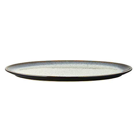Buy Denby Halo Oval Platter Online at johnlewis.com