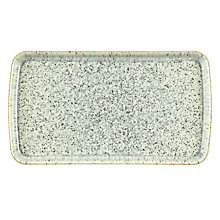 Buy Denby Halo Rectangular Plate Online at johnlewis.com