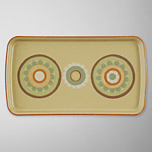 Buy Denby Heritage Veranda Rectangular Accent Plate Online at johnlewis.com