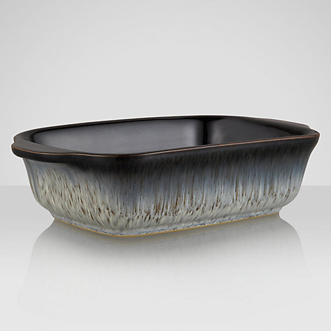 Buy Denby Halo Small Oblong Serving Dish Online at johnlewis.com