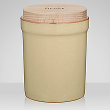 Buy Denby Heritage Veranda Storage Jar Online at johnlewis.com