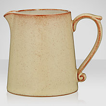 Buy Denby Heritage Veranda Cream Jug Online at johnlewis.com