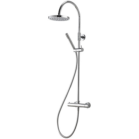 Buy Aqualisa Futori XT Exposed HP/Combi Shower with Fixed and Adjustable Heads Online at johnlewis.com