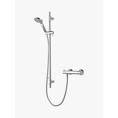 Aqualisa HiQu XT Exposed HP/Combi Shower with Adjustable Head