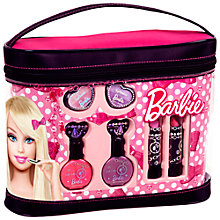 Buy Barbie Beauty Secrets Make-Up Set Online at johnlewis.com