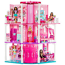 Buy Barbie Dream House Online at johnlewis.com