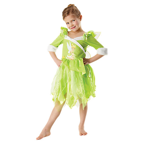 Buy Disney Princess Tinker Bell Winter Wonderland Costume Online at johnlewis.com