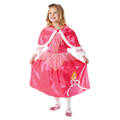 Buy Disney Princess Sleeping Beauty Winter Costume Online at johnlewis.com