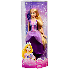 Buy Disney Princess Rapunzel Doll Online at johnlewis.com