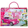 Barbie Build 'n' Play Convertible Car