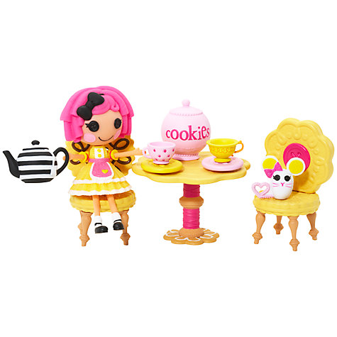 Buy Mini Lalaloopsy Doll Set, Assorted Online at johnlewis.com