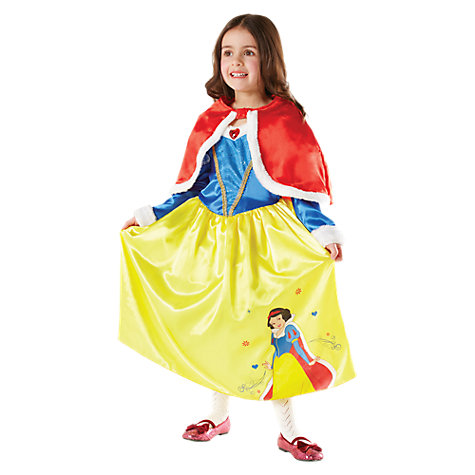 Buy Disney Princess Snow White Winter Costume Online at johnlewis.com