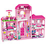 Buy Barbie Mega Bloks Build 'n' Style Luxury Mansion Online at johnlewis.com