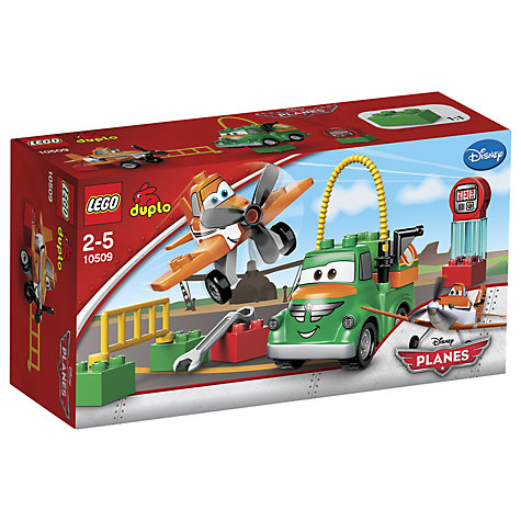 Buy LEGO DUPLO Planes Dusty & Chug Online at johnlewis.com
