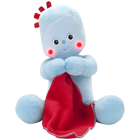 Buy In the Night Garden Lullaby Iggle Piggle Soft Toy Online at johnlewis.com