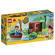 Buy LEGO Duplo Jakes Treasure Hunt Online at johnlewis.com