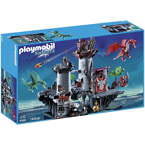 Buy Playmobil Knights Castle Mega Set Online at johnlewis.com