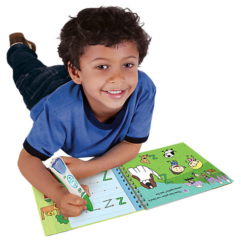 Buy Leapfrog Green Leapreader Deluxe Activity Set Online at johnlewis.com