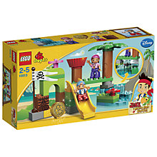 Buy LEGO DUPLO Neverland Hideout Online at johnlewis.com
