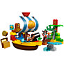 LEGO Duplo Jake Pirate Ship Bucky