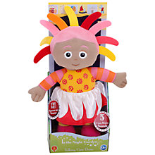 Buy In The Night Garden Talking Upsy Daisy Soft Toy, Small Online at johnlewis.com