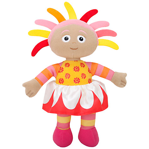 Buy In The Night Garden Talking Upsy Daisy Soft Toy Online at johnlewis.com