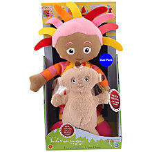 Buy In The Night Garden Talking Upsy Daisy Soft Toy, Large Online at johnlewis.com