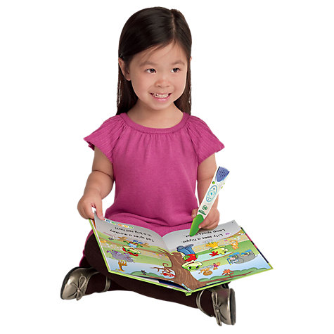 Buy LeapFrog Green Leapreader Reading and Writing System Online at johnlewis.com