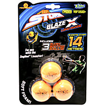 Buy Air Storm Blaze X Balls Online at johnlewis.com
