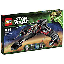 Buy LEGO Star Wars Jek-14's Stealth Starfighter Online at johnlewis.com