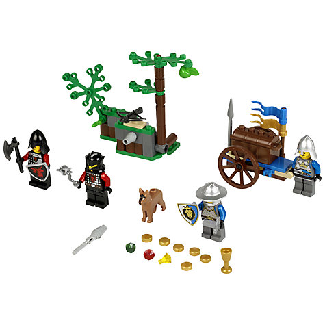 Buy LEGO Castle Forest Ambush Online at johnlewis.com