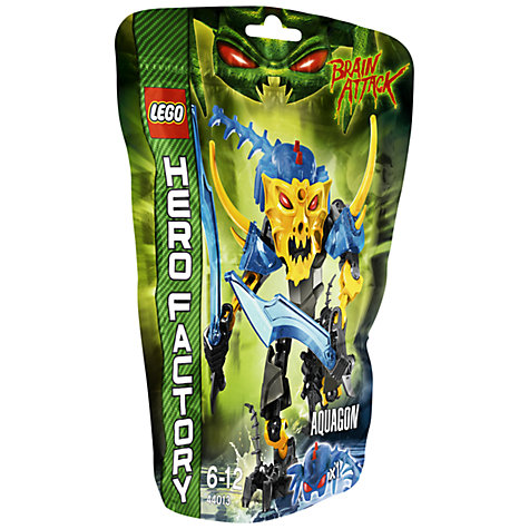 Buy LEGO Hero Factory, Aquagon Online at johnlewis.com