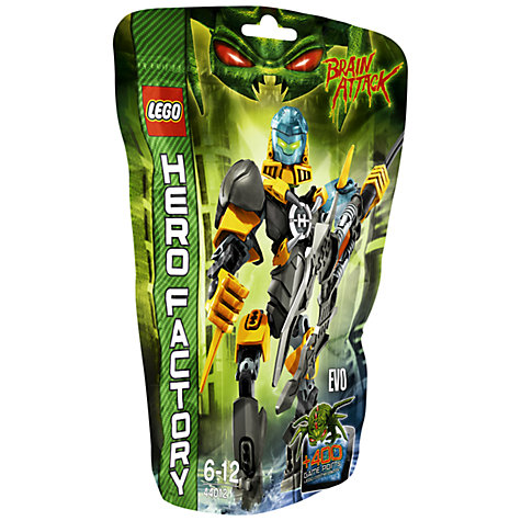 Buy LEGO Hero Factory, Evo Online at johnlewis.com