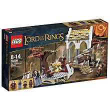 Buy LEGO Lord of the Rings The Council Of Elrond Online at johnlewis.com